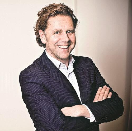 Petter Nylander - Besedo Chairman