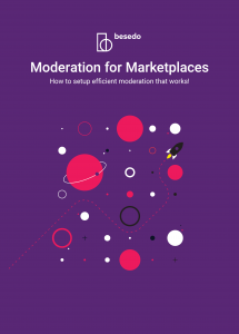 eBook - Moderation for marketplaces