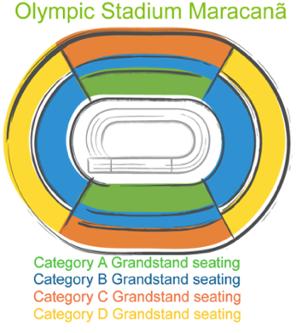 olympic stadium graphic