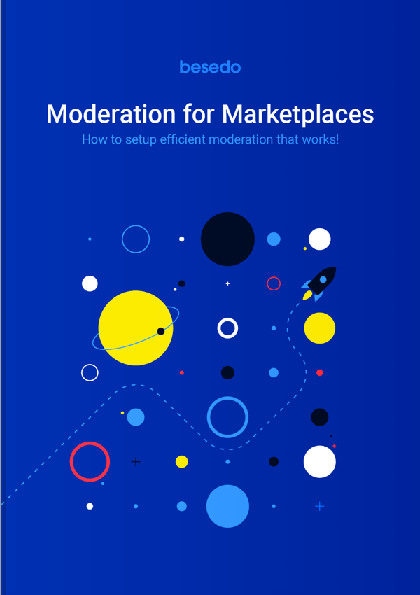 moderation for marketplaces mockup