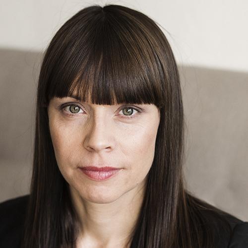 Psychologist Sara Ingvarsson