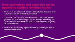 meetic dating scams