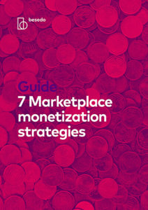 Guide - 7 marketplace monetization strategies front page small