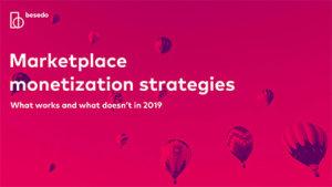 Marketplace Monetization strategies on-demand webinar
