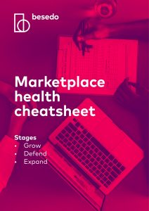 Marketplace health cheatsheet