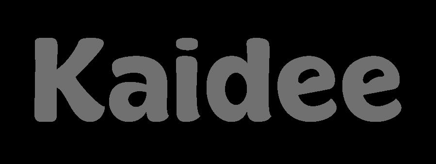 Besedo customer Kaidee logo greyscale