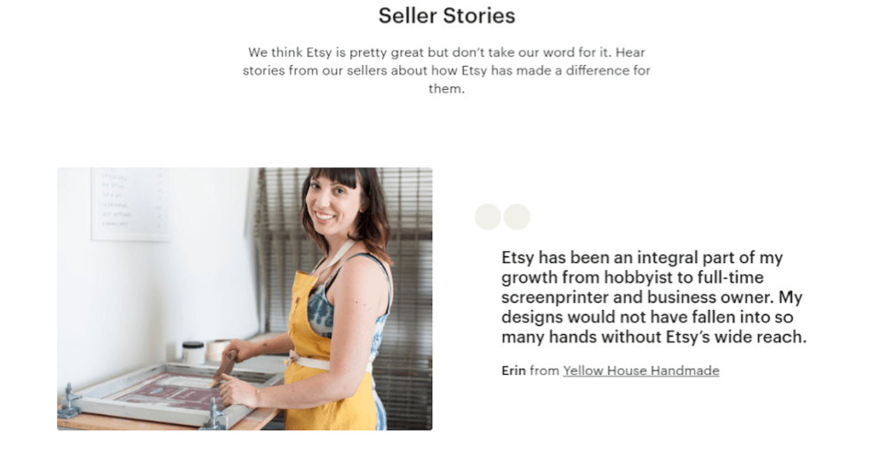 Marketplace operations in a nutshell - Etsy seller stories