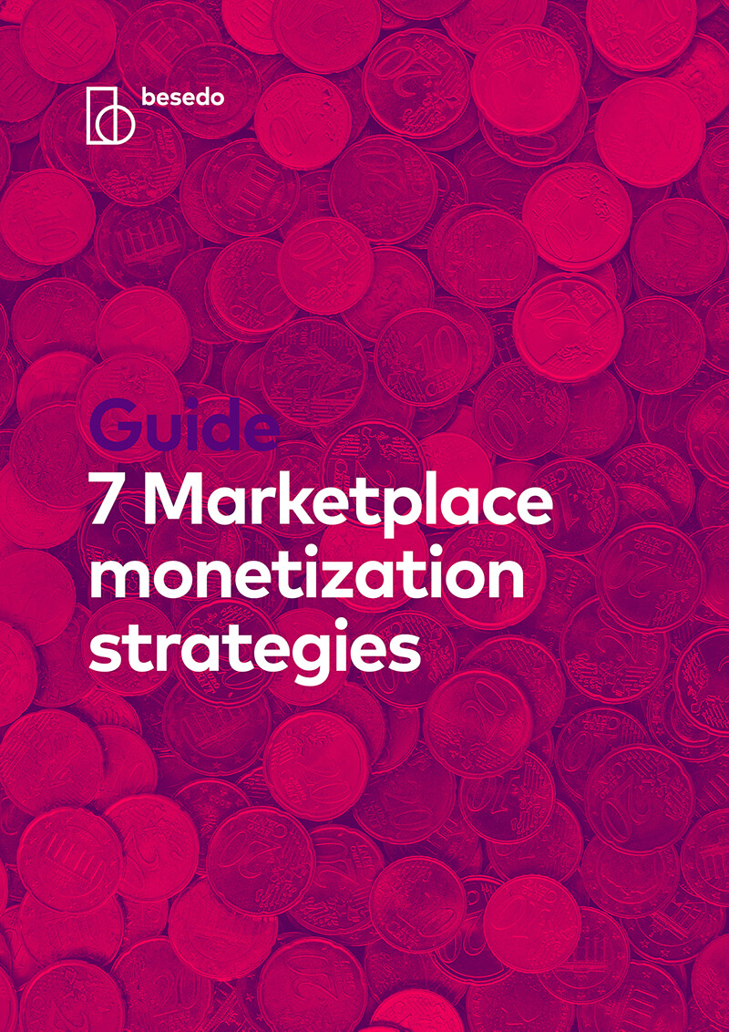 Guide - 7 marketplace monetization strategies front page