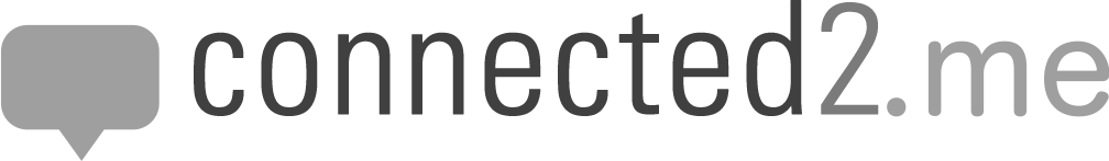 connected2me logo bw